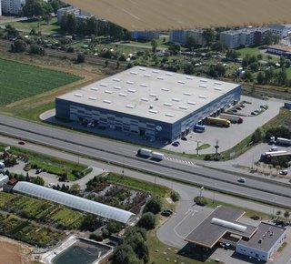 P3 Příšovice - Prostory vhodné pro skladování a výrobu