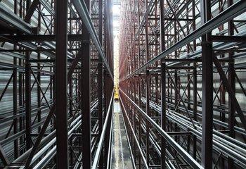 Logistické služby, uskladnění palet -  Litvínov (Ústecký kraj)