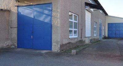 Pronájem: levné skladovací prostory a zpevněné plochy, Kladruby nad Labem
