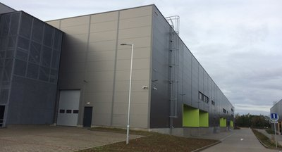 Warehouse space for rent 2,000-4,000 sqm, Prague East - nehvizdy