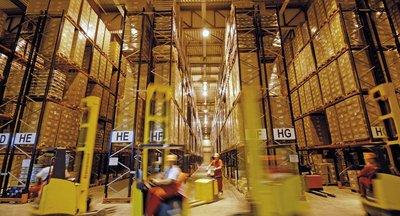 Mieten Lagerdienstleistungen , Logistik-Dienstleistungen - Olomouc