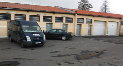Skladový prostor 448 m2, Karlovy Vary