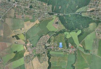 Pozemek Dobročovice