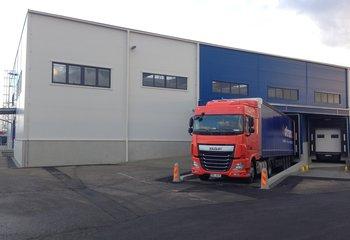Warehouse services, Olomouc- Hodolany