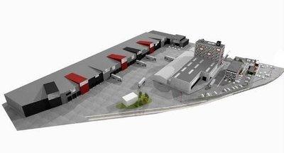 Pronájem skladovacích prostor Měšice, 500 - 10.000 m2