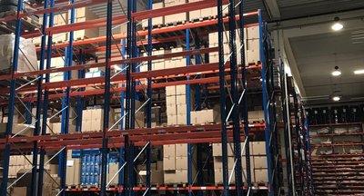 Logistické služby, Praha- Horní Počernice