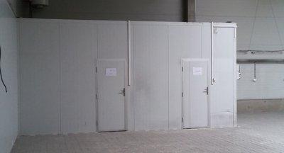 Pronájem moderních skladových prostor - 386 m2, Praha - Horní Počernice