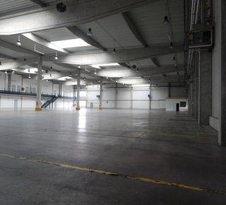 Storage-Service 1500 Palettenplätze, Ostrava