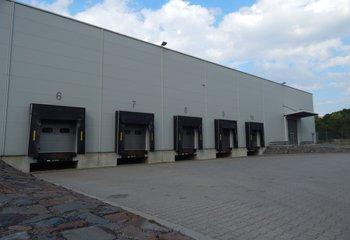 Skladovací služby, 1500 paletových míst, Ostrava
