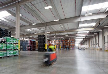 Logistics services, industrial zone Ústí nad Labem