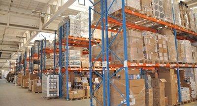 Pronájem - skladovací hala včetně vybavení, sklad cca 22.000 m2, regály a vlečka k dispozici (okres Rychnov nad Kněžnou, kraj Královohradecký kraj)