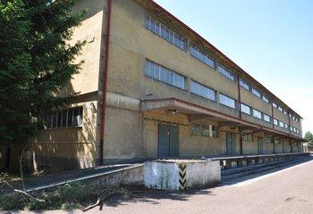 Pronájem skladových a výrobních ploch - Hradec Králové - Račice nad Trotinou