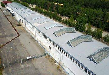 Mieten - Lager und Produktion - 3.644 m2 Bezirk. Tschechische Lipa, Liberec Region