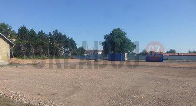 Pronájem výrobních ploch 1217 m2