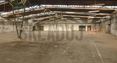 Rental of production area 1,860 sqm