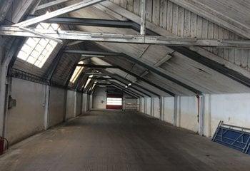 Pronájem skladového areálu Rokycany 1.200 m2