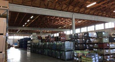 Pronájem skladovací haly Brandýs 2.550 m2