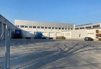 Pronájem skladovací haly, Čelákovice, 5.000 - 12.000 m2