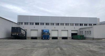 Pronájem skladovací haly, Čelákovice, 1,000 - 7,000 m2
