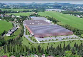 Pronájem skladovacích a výrobních prostor - Liberec