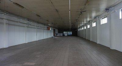 Pronájem - skladovací a výrobní prostory, Pardubice