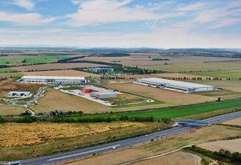 Industrial land Hustopeče