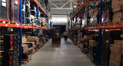 Logistické služby od 50 palet, Ostrava