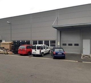 Plzeň - výrobní prostory 1.248 m2