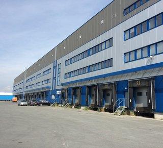 CTPark Plzeň - Pronájem skladových a výrobních prostor - Borská pole