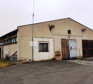 Lease, storage spaces, warehouses, halls - up to 5,580 m2, Semanín (near Česká Třebová)