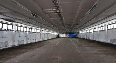 Pronájem, skladovací prostory, sklady, haly - až 5.580m2, Semanín (u České Třebové)