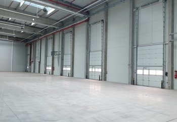 The Czech transport and logistics company offers warehouses for rent with a FREE area of up to 6,000 m2 - Louny D7.