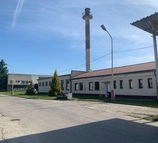 Na predaj industriálny areál - odpadové hospodárstvo Beluša/ Industrial property for sale - waste management Beluša