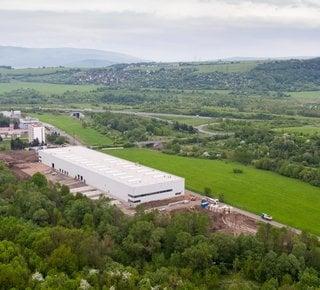 CTPark Ústí nad Labem - Pronájem skladových a výrobních prostor