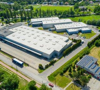 P3 Liberec South - Pronájem skladových prostor
