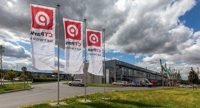 Modern warehouse space for rent Dobranov, Česká Lípa