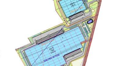 Pronájem: sklady, haly, výrobní prostory - Planá nad Lužnici