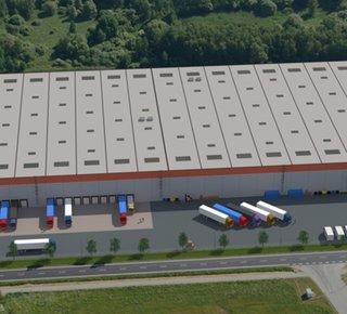 For rent: warehouse, hall, production space - Jindřichův Hradec