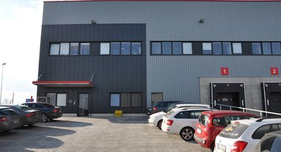 For rent, Warehouse space, 778 sqm - Hostivice