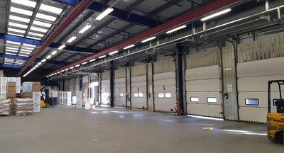 Pronájem  - sklady, haly, výrobní prostory až 10.000 m2 - Kralupy nad Vltavou, Praha - Východ