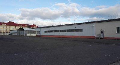 Pronájem skladu se službami 1500 m2, Kostelec nad Orlicí