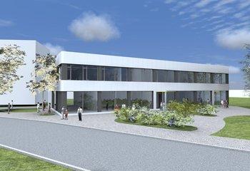 Pronájem kancelářských prostor, 1100m² - Praha 6 - Petřiny