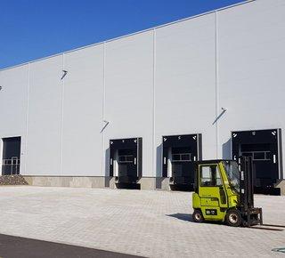 Modern warehouse/ production premises for rent - region Ústí nad Labem, Czech Republic