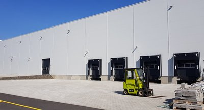 Modern warehouse/ production premises for rent - region Ústí nad Labem, Czech Republic