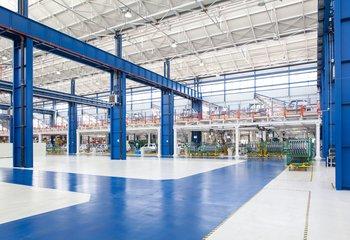 ILD Opočno - Pronájem skladových a výrobních ploch