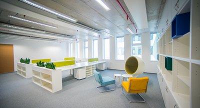Ekonomické a ekologické kanceláře u D1