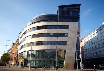 Kanceláře ve vysokém standardu v centru Brna