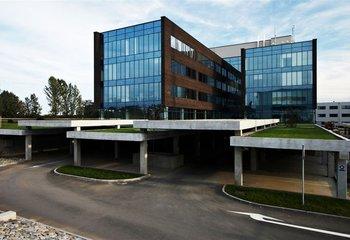 Axis Office Ostrava, administrativní prostory 60 až 2 700m2