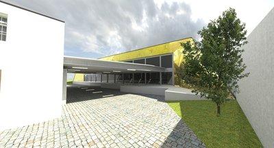 Pronájem, skladovací a výrobní prostory - až 8.500m2 - Kamenický Šenov