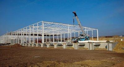 Pronájem skladovacích a výrobních prostor - cca 14 000 m2